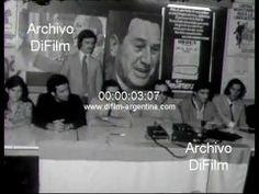 Montoneros proclama fidelidad a Juan Domingo Peron 1974 + @dailymotion News Articles, Videos, Hold On, Facts, Words, Naruto Sad, Horse