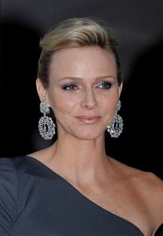 Charlene Wittstock, Princess Charlene of Monaco