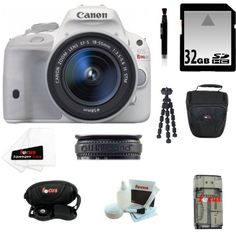 Canon EOS Rebel SL1 DSLR Camera with... for only $599.00