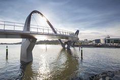 Gallery of Queen Elizabeth Quay Bridge / Arup Associates - 1