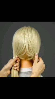 Cool Hairstyle - Stacey H Burrage Hair Up Styles, Medium Hair Styles, Hair Medium, Medium Long, Bun Hairstyles For Long Hair, Bride Hairstyles, Hair Tutorials For Medium Hair, Hair Streaks, Hair Videos