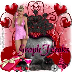 """New tube by GraphFreaks called """"Pretty Princess"""" PTU part of this sweet and sexy new collab for SNCO called """"Pretty in Pink she is r. Happy V Day, Ladies Night, Pretty In Pink, Fantasy Art, Tube, Scrap, Palette, Kit, Princess"""