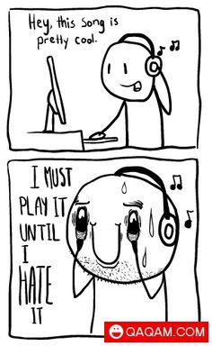 Aka how I feel about every single song I've ever loved...