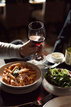 dining in Paris by Jamie Beck