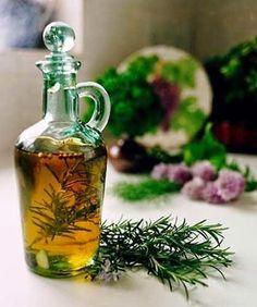 Como fazer óleo de alecrim caseiro e Como Usar para o Crescimento dos Cabelos e…
