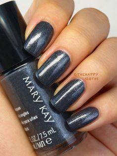 Mary Kay Fall/Holiday 2014! Night Diamond Nail Lacquer $9.50 Preorder now! Contact me: www.marykay.com/LaShon