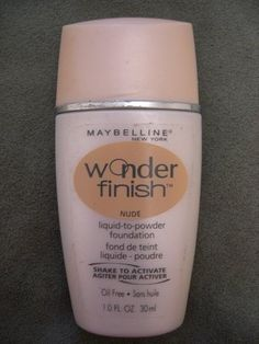 An Oily Skin Remedy Maybelline Wonder Finish Photo Credit: https://sharedreviews.com #maybelline #fortheskin #makeup #bepretty #ilovemakeup #iampretty #makeupjunction