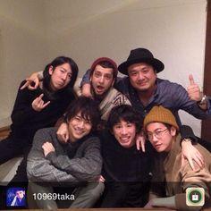 Taka and Takeru Takahiro Morita, Takahiro Moriuchi, Smiling Eyes, Takeru Sato, One Ok Rock, Japanese Boy, China, Love Movie, My Boys