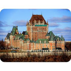 """@dr_pedro's photo: """"Chateau Frontenac in Québec city, my hometown !"""" // quebecregion.com"""