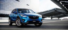 2013 Mazda CX-5 AWD w/ SkyActiv technology. Drive handling and acceleration of a Miata in a compact SUV