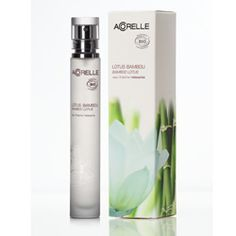 "Acorelle Bamboo Lotus Eau Fraiche 1oz(op). Fine French Floral Water—made with organic alcohol and 100% natural fragrance materials. No synthetic fragrance. No phthalates.  A light refreshing spray with 3% fragrance. Bamboo Lotus is a soothing fragrance with a citrus top range composed of lemon, bergamot, orange, and tangerine. The middle range is a ""green"" note evocative of exotic plants.  Soothing and restorative. Clearance price of $18.00."