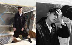 K-Pop Stars, Korean Models at Seoul Fashion Week Photos | W Magazine