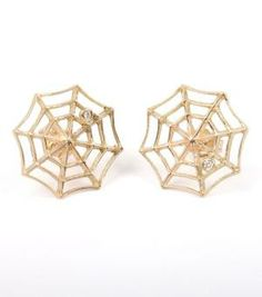 Catbird :: WHAT'S NEW: jewelry :: Charlotte's Web Stud