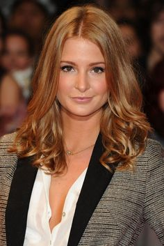 Millie Mackintosh - lovely hair colour