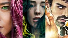 The Gifted Character Posters Tease the Mutants of the Series (xpost r/GiftedTV)