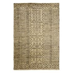 Kenya – Cream/Chocolate - Hemp & Jute - Floorcovering - Products - Ralph Lauren Home - RalphLaurenHome.com