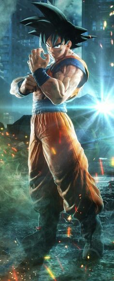 Goku From Jump Force