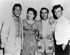 Ferlin Husky, Patsy Cline, Faron Young & Jerry Reed