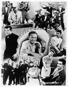 #1952 – Alan Freed presents the Moondog Coronation Ball, the first rock and roll concert, in Cleveland, Ohio Rock and Roll