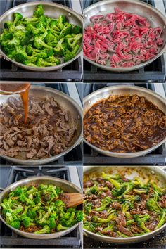 beef and broccoli Beef and Broccoli is an easy, meal loaded with broccoli, tender beef, and the best stir fry sauce. How to make Broccoli Beef Stir Fry! Beef And Broccoli Sauce, Beef Broccoli Stir Fry, Chinese Beef And Broccoli, Broccoli Recipes, Healthy Beef And Broccoli, Healthy Stir Fry, Fresh Broccoli, Stir Fry Recipes, Beef Recipes