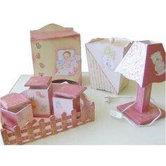 Artesanato em madeira para quarto de bebê – Para presentear um casal com um filho ainda pequeno, con