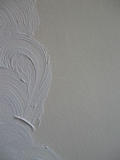 DIY: How To Texture A Wall