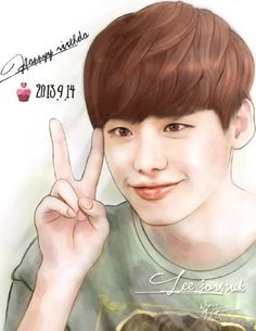lee jong suk anime w ile ilgili görsel sonucu Nam Joo Hyuk Wallpaper, Lee Jong Suk Wallpaper, Lee Jong Suk Cute, Lee Jung Suk, Korean Art, Korean Drama, Easy Love Drawings, Ver Drama, Picture Cloud