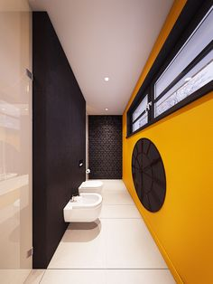 A Seductive Home With Lush Colors And Double Baths Bathroom - A seductive home with lush colors and double baths