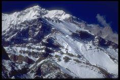 Maravillas naturales de mi pais, Argentina - El cerro aconcagua