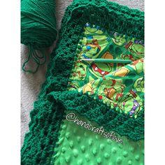 Crochet Blanket Baby Boy Ninja Turtles 41 Ideas For 2019 Baby Boy Crochet Blanket, Crochet Baby Cocoon, Crochet Baby Cardigan, Crochet Baby Sandals, Crochet Baby Boots, Crochet For Boys, Baby Girl Blankets, Crochet Blankets, Baby Boy Cards Handmade