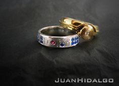 Oil Me Forever?: R2-D2 And C-3PO Wedding Bands | Geekologie - Gadgets, Gizmos, and Awesome | Bloglovin'