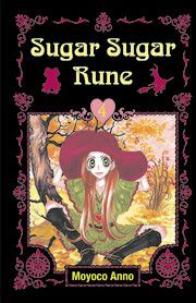 Sugar Sugar Rune 4 (suomeksi)