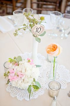 Photography: Threaded Together Photography - threadedtogetherblog.com/ Floral Design: Shea Hopely Flowers - sheahopelyflowers.com  Read More: http://www.stylemepretty.com/florida-weddings/2013/05/10/northern-florida-destination-wedding-from-threaded-together-photography/