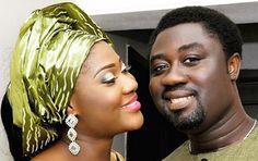 NIGERIAN TOP SECRET: Mercy Johnson sends loving message to her man as t...
