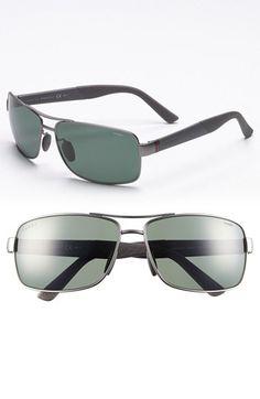 Gucci '2234/S' Polarized Sunglasses   Nordstrom