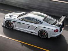 Bentley Continental GT3 Stradale 2014