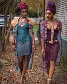 Viral Headwrapped Shoot Looks At The Law That Prevented Black Women From Displaying Their Afro 1786 African Fashion Men, African Fashion Designers, Africa Fashion, African Wear, African Beauty, African Women, African Dress, African Style, Afro Punk