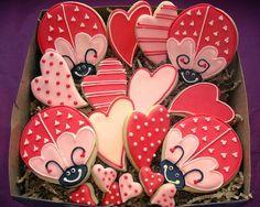 Flour Box Bakery — Valentine Cupcake Cookies