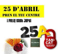 Tanquem per reforma educativa durant tota aquesta setmana #tancada25a Broadway
