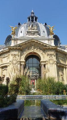 Café du Petit Palais - Paris (France) - Photo by Takemeto.eu