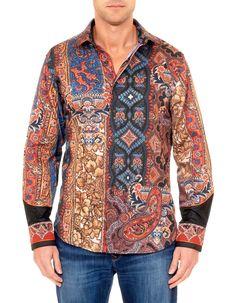 Robert Graham shirts - Hint of Color - Limited Edition