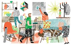 Home | Home page | House of Illustration