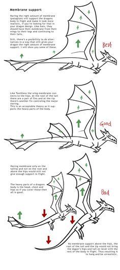 Dragon Membrane Theory v01 by SammyTorres.deviantart.com on @deviantART