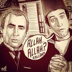 Ben biraz daha çocukluğuma döneyim mutluluk arıyım  #AllahAllah#kemalsunal#şenerşen#sütkardeşler#gulyabani#yesilcam#yeşilçam#turkish#sinema#movie#cinema