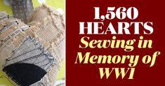 Hearts – Sewing in Memory of Sewing Blogs, Pin Cushions, Helping People, Encouragement, Hearts, Magazine, Memories, Feelings, Memoirs