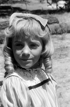 PRAIRIE 'In the Big Inning' Episode 4 Aired Pictured Alison Arngrim as Nellie Oleson