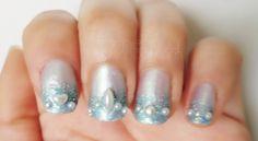 Under the Sea #nails #mani #nailart #3Dnailart