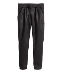 Dressy Sweatpants | Product Detail | H&M