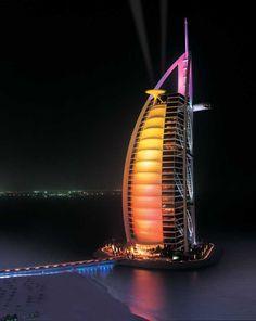 The Burj Al Arab Hotel, Dubai