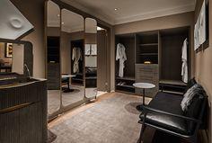 11 Howard NYC - Terrace Suite Dressing Room